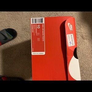 Nike foamposite boots (Bakin' Posites)
